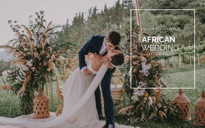 BODA AFRICANA EN EL CORAZON DEL PAIS VASCO
