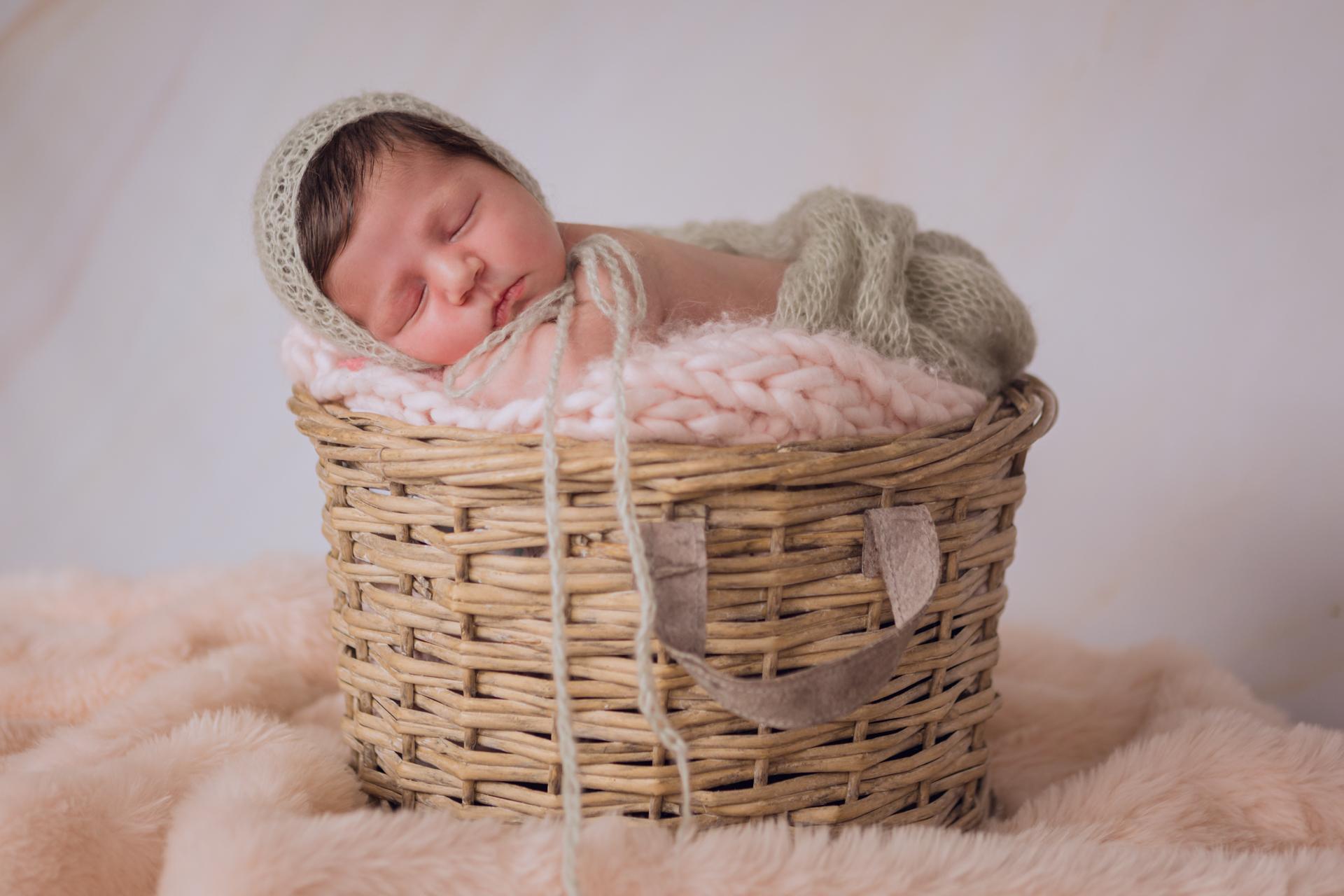 Fotógrafo de recién nacido Donostía San Sebastian