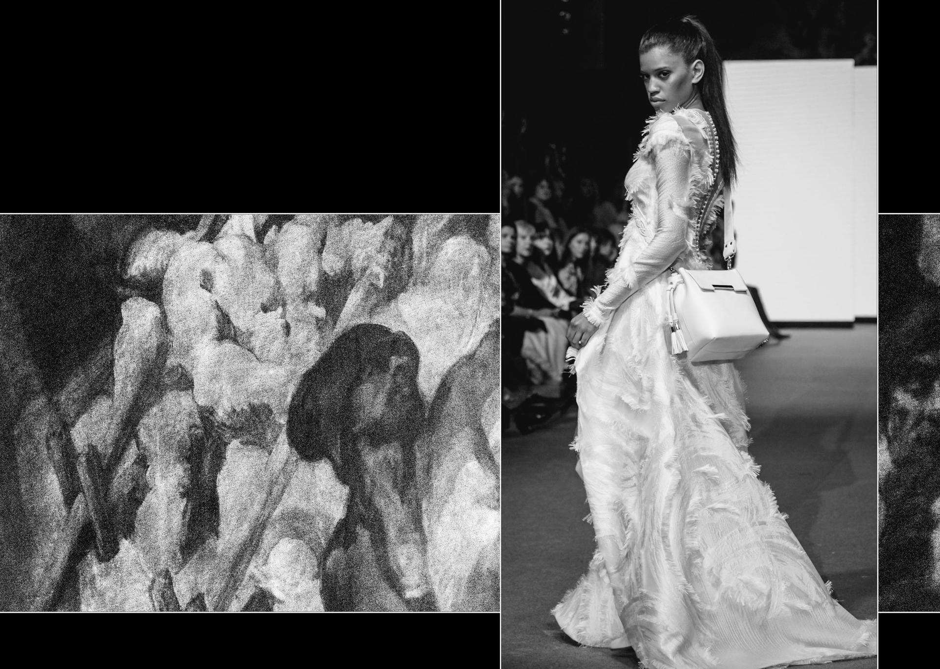 vestidos de novia Isabel zapardiez