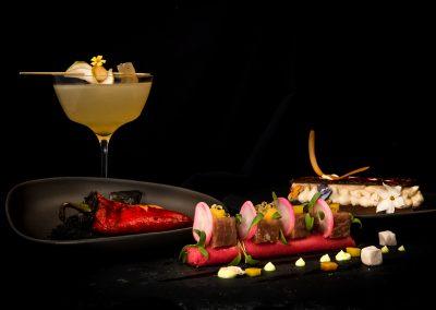 Fotografia gastronomica restaurante Xarma