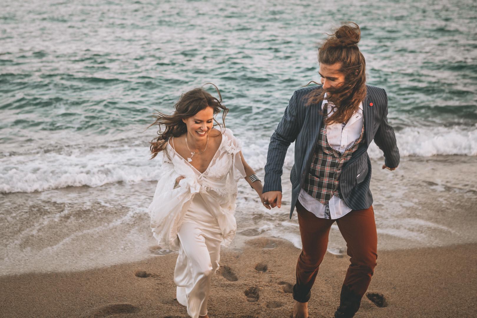 Reportaje de post boda y pareja Donostia San Sebastian
