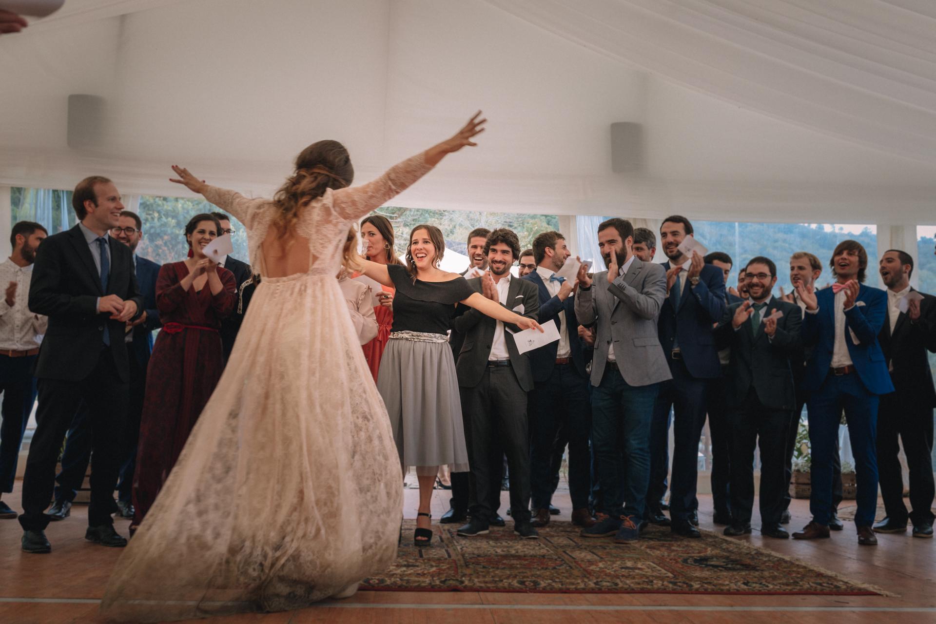 Reportaje de boda San Sebastian Donostia