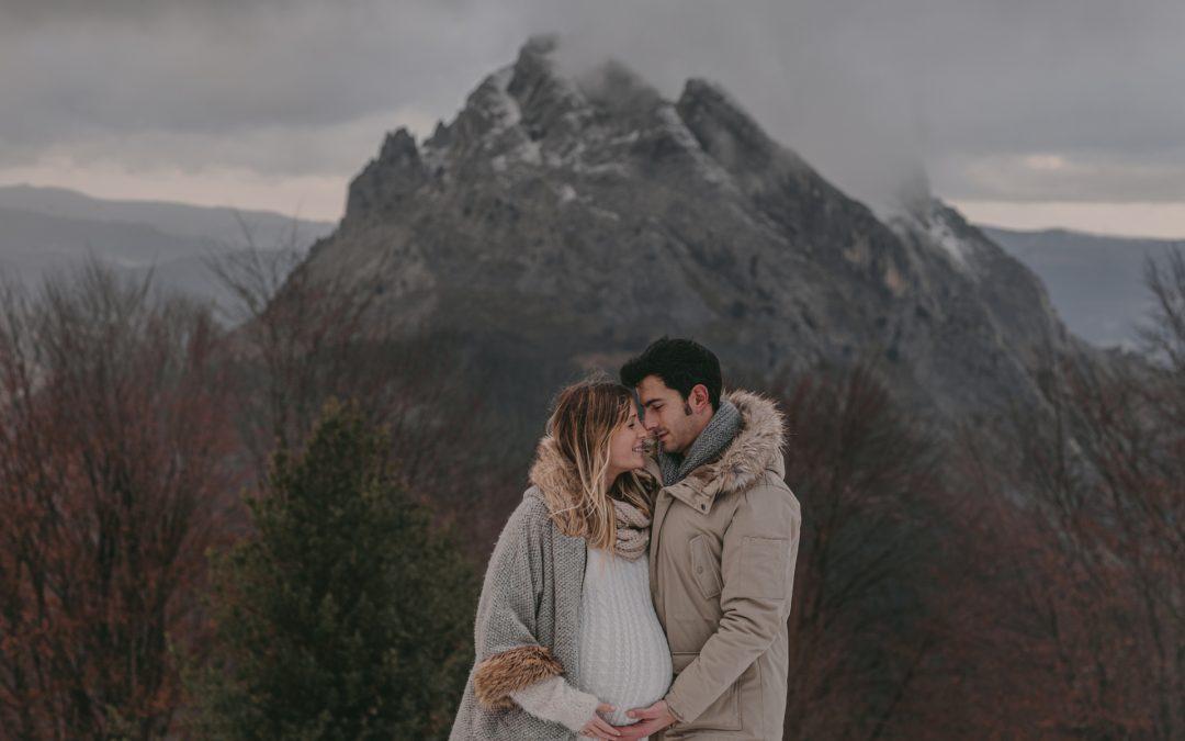 Fotografo maternidad Donostia